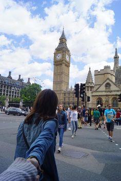 Follow Along With Me - London