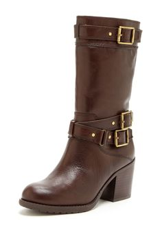 Jessica Simpson Nermin Buckle Boots//