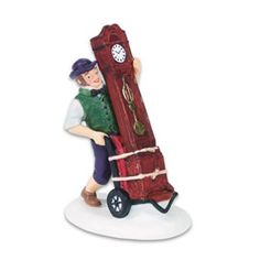 """Department 56: Products - """"On Time Delivery"""" - View Accessories"""