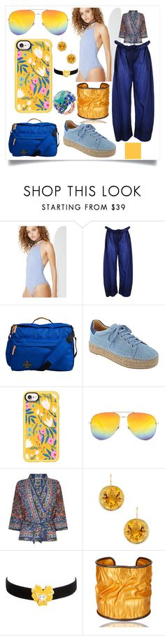 """""""Untitled #1632"""" by moestesoh ❤ liked on Polyvore featuring Motel, STELLA McCARTNEY, United by Blue, Marc Fisher LTD, Casetify, Yves Saint Laurent, Mes Demoiselles..., Goshwara, Kenneth Jay Lane and Carousel Jewels"""