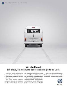 VW KOMBI // PRINT - Marcelo Nogueira - redator (copywriter)
