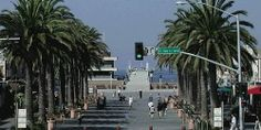 Hermosa Beach, oh how I miss the Pier.