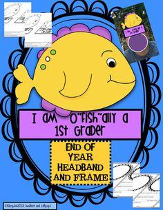 """I am O""""fish""""ally a F"""