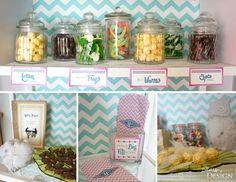 Harry Potter Candy Buffet