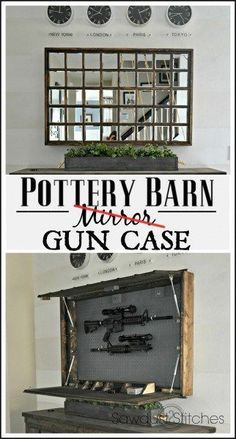 Secret Compartment Gun Case (Part 1) | Sawdust2stitches.com | Bloglovin'