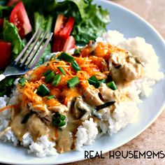 White Chicken Poblano Chili - The Magical Slow CookerThe Magical Slow Cooker