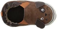 Amazon.com: Robeez Puppy Dog Pete Crib Shoe (Infant): Shoes