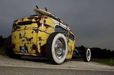 rust bucket surf roadster