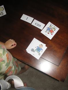 Izzie, Mac and Me: File Folder Games