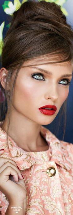 Layla Moran Atias Tyrant Beauty Pinterest