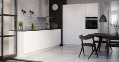 Het is niet alleen makkelijker geworden om in de keuken te staan, maar het is ook leuker geworden met Touch&Slide.