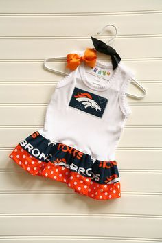 Bronco outfit
