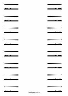 Free lock pick templates learning pinterest template lock free lock pick templates pronofoot35fo Gallery