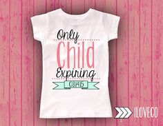 Only Child Expiring Im going to be a Big Sister by iloveco