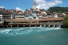 Interlaken, Switzerland; One of the most BEAUTIFUL places in the world!!!!