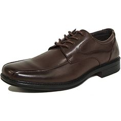 Alpine Swiss Mens Dress Shoes Brown Leather Lined Lace up Oxfords Baseball Stitched 11 M US
