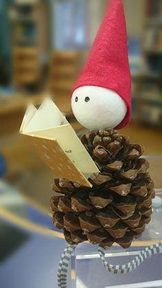 Navidad en la Biblioteca Central. Diciembre 2014. www.bibliotecaspublicas.es/mostoles