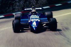 Brian Henton, Tyrrell, Monaco Grand Prix 1982.