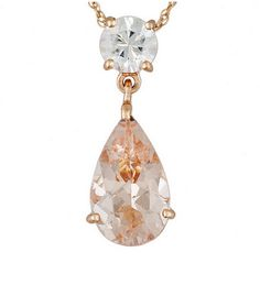 Need a gift idea? You can't go wrong with morganite!