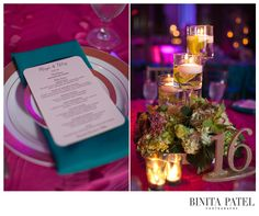 Florence Linen with Teal Bengaline Linen/ Gold Majestic China/Boston Indian Wedding Photographer - Boston Indian Wedding Planner Newport Indian Wedding Planner New England Indian Weddings Wedding Set Up, Sister Wedding, Wedding Events, Wedding Gold, Wedding Flowers, Wedding Ideas, Candle Centerpieces, Wedding Centerpieces, Wedding Decorations