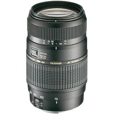 Tamron 70-300mm telephoto, yep that's what I can afford for now!
