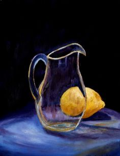 Still life by Konstantinos Charalampopoulos Be Still, Still Life, Canvas, Painting, Oil, Fruit, Gallery, Tela, Roof Rack