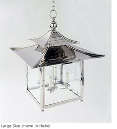 Hanging Treaty Port Lantern HL 261