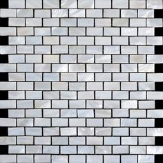 $23.99 mother of pearl shell tiles mirrored subway mosaic patterns ST055 natural seashell mosaic kitchen backsplash