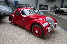 Vintage Sports Cars, Classic Sports Cars, Vintage Racing, Retro Cars, Vintage Cars, Antique Cars, Classic Cars, Vintage Ideas, Art Deco Car