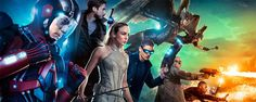 Noticias de cine y series: Legends of Tomorrow: La Sociedad de la Justicia de América estará ambientada en los años 40