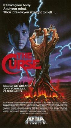 La fattoria maledetta - Original title: The curse - Directed by: David Keith - Country: USA - Release date: 1987