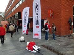 Adecco Way to Work - Street Day in Leuven