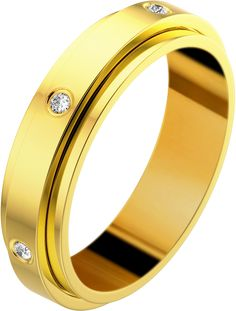 #Wedding #ring G34PQ200. Yello #gold and diamonds. $2,500