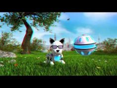 RealD 3D Trailer in Full HD 1080p | Direct Anaglyph Video | Red/Cyan Gla...
