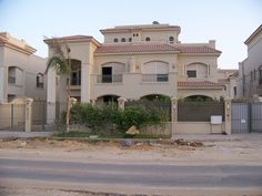 Home, outside of ReHab City, Cairo