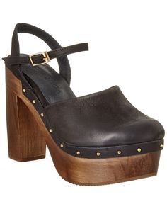 five worlds by Cordani Taxco Leather Clog is on Rue. Shop it now.