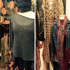 Fall Layers #fallfashion #sweaterdress #fashion #apricotlaneaugusta