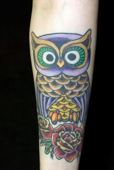 673271839 29 Best Owl And Bear Tattoos images in 2017 | Bear tattoos, Tatoos ...