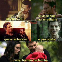 Klaus homem de família ❤