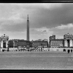 Piazza San Pietro (Zinggeler, 1930)