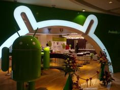 Rumour has it that the 'Android Nation' stores first seen in Indonesia in 2012 will be popping up in India later this year.