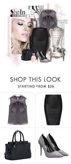 """""""SheIn"""" by zeljanadusanic ❤ liked on Polyvore featuring By Terry, Chloé, Viktor & Rolf, women's clothing, women's fashion, women, female, woman, misses and juniors"""