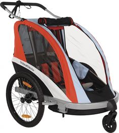 Buggy Go Trailer | Carrito Remolque Bicicleta | WeeRide® Outdoor Gear, Baby Strollers, Tent, Children, Trailers, Wheels, Books, Baby Prams, Boys