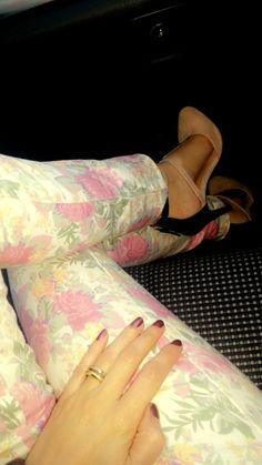 A vaidosa que habita em mim (ou mais propriamente nos meus pés)