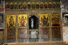 Interior Bran Castle Romania | ... Bran Castle is only marketet as the Dracula Castle , but was in real a