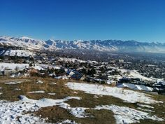 Ensign Peak - Salt Lake City, UT