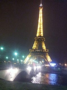 Eifel iluminada