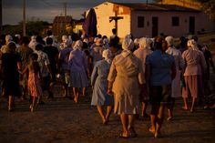 Procissão em Santa Brígida - Bahia - Brasil