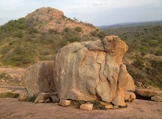 Turkey Peak at Enchanted Rock! A magical place! for magical memories! Enchanted Rock, Texas Vacations, Fredericksburg Texas, Texas Hill Country, Travel Information, Bed And Breakfast, Wild Flowers, Mount Rushmore, Tourism