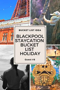 Why Blackpool is a great staycation bucket list holiday. Guest #8 on my website brings you their reasons for having a family holiday to Blackpool.